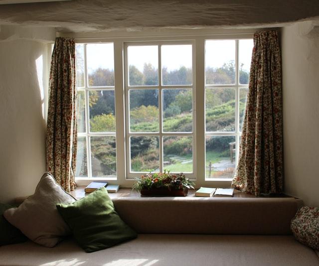 How to Reduce Heat Exchange Through High Windows